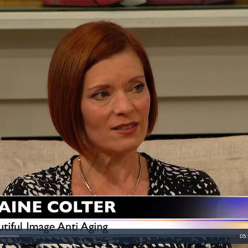 Elaine Colter of Beautiful Image Anti Aging on Charlotte Today