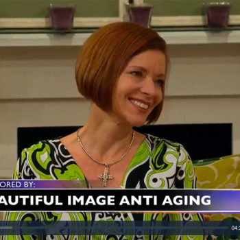 Slow Down the Aging Process with microcurrent from Beautiful Image Anti Aging, LLc